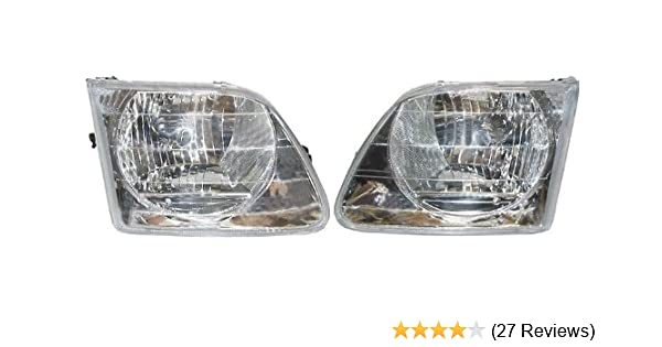 Amazon.com: Ford F150 Replacement Headlight Assembly - 1-Pair ...