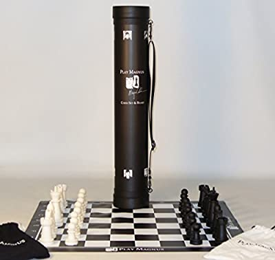 Magnus Carlsen Chess Set by Worldwise Imports