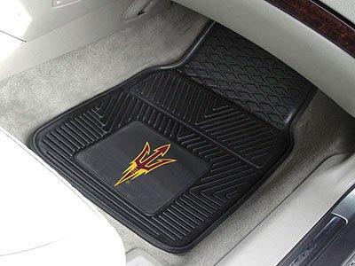 (Fanmats Arizona State University 2-pc Vinyl Car Mat Set/17