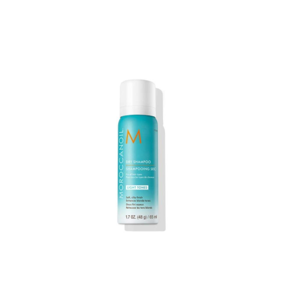 Moroccanoil Dry Shampoo Travel Size - Light Tones 1.7 Fl. Oz 7290015629454
