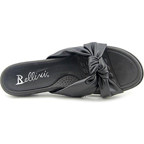 Bellini Femmes Tabby Slip Sur Diapositives Casual Sandales Noir