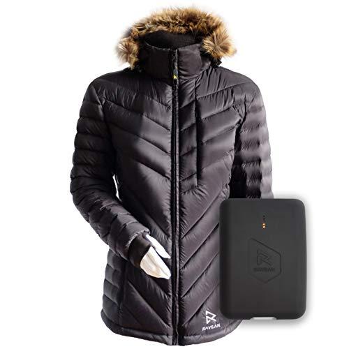 women battery heated jacket - 4
