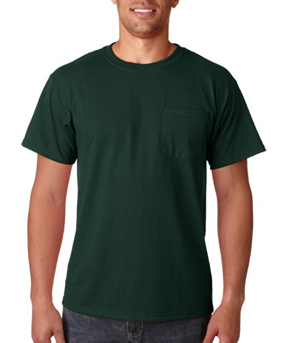 Jerzees Adult Heavyweight Blend Dri-Power Active Pocket T-Shirt