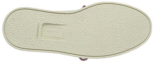 Gant Maria, Botines para Mujer Blanco - Weiß (Bone beige G15)
