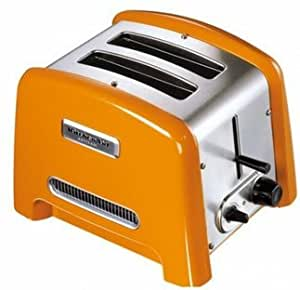 kitchenaid artisan toaster 2 slice 5ktt780 220 volt will not work in the usa. Black Bedroom Furniture Sets. Home Design Ideas