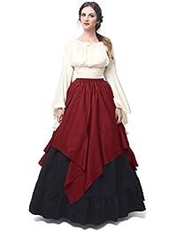 Amazon.com: Renaissance & Medieval - Women / Costumes ...