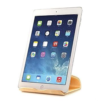 Sistema de S universal Madera Soporte de mesa soporte para Tablet ...