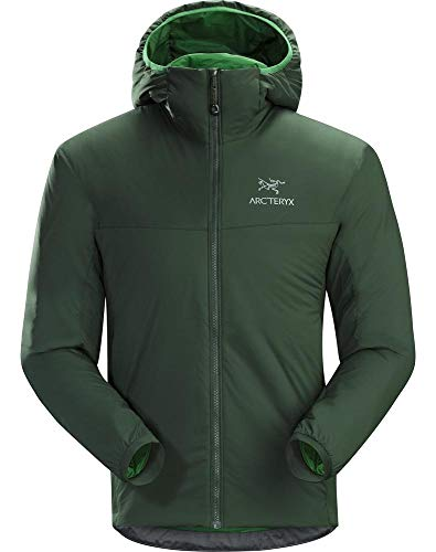 (Arc'teryx Men's Atom LT Hoody Conifer Large)