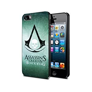Ac01 Silicone Cover Case Samsung S4 Assassin's Creed 4 Game