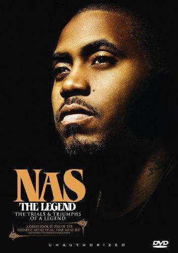 DVD : Nas - The Legend (DVD)