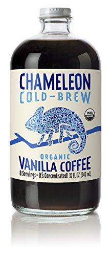 Chameleon Cold-Brew Vanilla Coffee Concentrate 6 pack by Chameleon Cold Brew