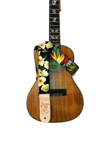 Handmade Instrument Strap BIRD PARADISE