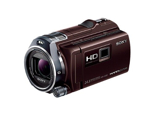 Sony Memory Stick / SD support 64GB memory built-in projector equipped with full high-definition video camera HDR-PJ800 (TC) -  Sony Corporation, HDR-PJ800/T