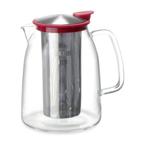 FORLIFE Mist Iced Tea Jug with Basket
