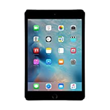 New Sealed Apple iPad Mini 4 128GB Wi-Fi 7.9in MK9N2LL/A Space Gray Model A1538