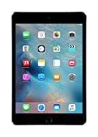 Apple iPad Mini 4 (128GB, Wi-Fi, Space Gray)