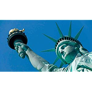 12 Bulk Microfiber Tech Screen Cleaning Cloths Featuring Iconic American Landmarks and Monuments