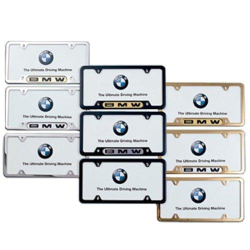 (BMW 82-12-0-010-399 License Plate Frame)