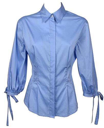 Dixie Femme Claire C308h0131500 Chemise Soie Bleu aBqvnaH