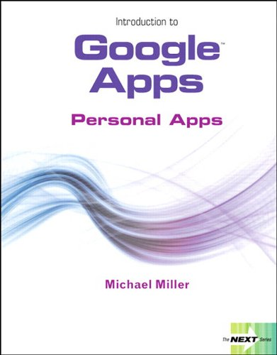 Download Next Series: Introduction to Google Apps, Personal Apps Pdf