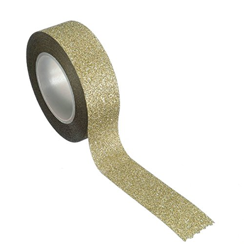 KINGSO Decorative Glitter Adhesive Scrapbooking