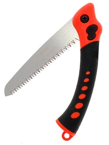 Zenport SF150 Folding Saw, 6-Inch Tri-Edge Blade -