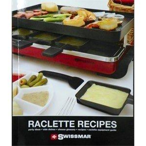Swissmar Raclette Recipe Book