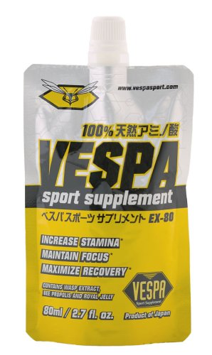 Vespa Sports Supplement, 3-pack