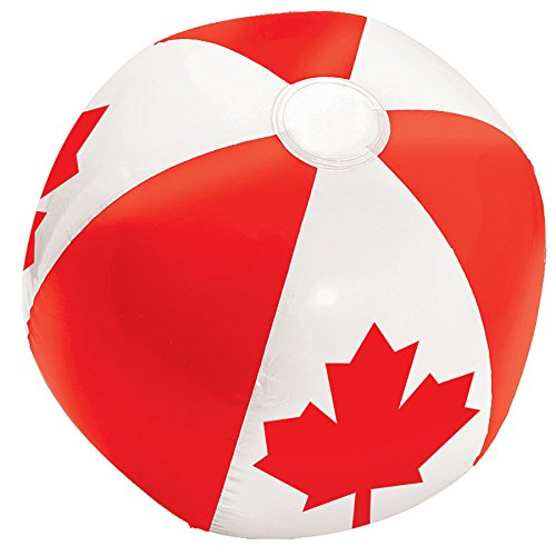 Canada Day 13  Inflatable Beach Ball