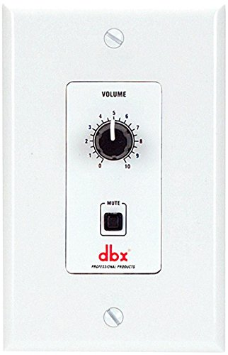 DBX ZC-2 Programable Volume Control with mute for Driverack and Zonepro by DBX