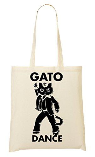 Dance Funny Sac Tout Fourre Cat Sac Provisions À Gato ZqOwU5dZ