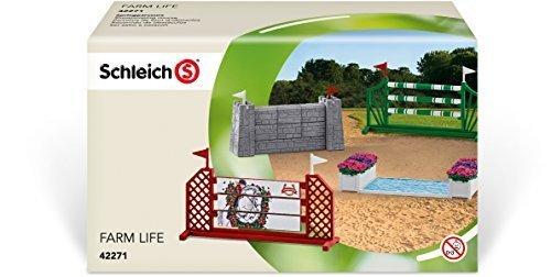 Schleich Showjumping Course Play Set by Schleich by Schleich
