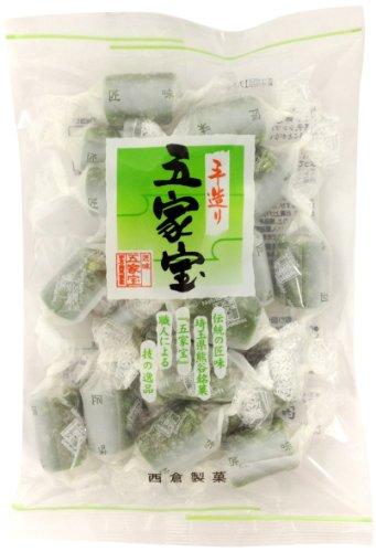 Nishikura confectionery handmade five heirloom 190gX10 bags