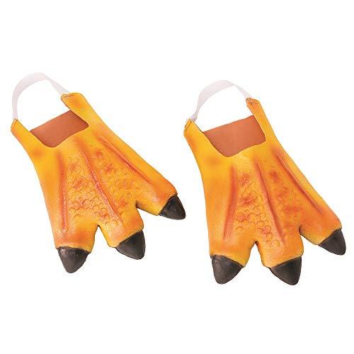 Bristol Novelty Ba049 Chicken Feet, One Size