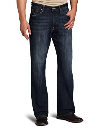 Lucky Brand Men's 181 Relaxed Straight Leg Jean in Ol Downtown Hipster, Ol Downtown Hipster, 31x30
