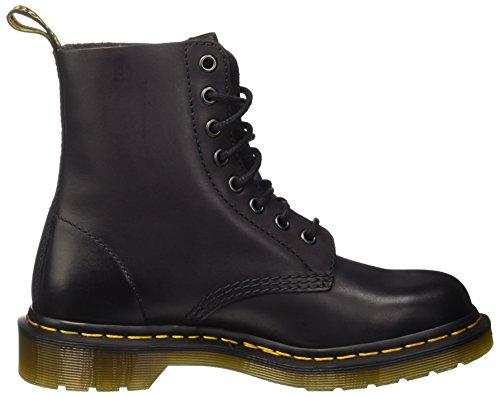 Dr Charcoal Temperley Eye Pascal Combat 8 Martens Boot Antique HaHnx74