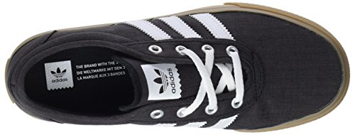 Adidas Adiease Scarpe Da Skateboard Unisex - Adulto Nero cblack ftwwht gum3 Cblack ftwwht gum3