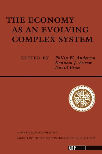 The Economy As An Evolving Complex System  Santa Fe Institute Series