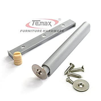 Elegant Temax Push To Open System Damper Buffer Cabinet Door Drawer With Magnetic  Tip Pack Of 10