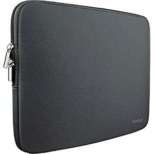 Laptop Sleeve Bag 15.6 Inch,Resistant Neoprene Laptop Sleeve/Notebook Computer Pocket Case/Tablet Briefcase Carrying Bag…