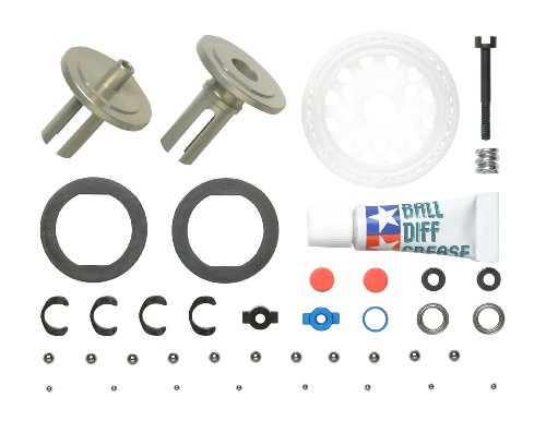 - Tamiya 54305 Front Ball Differential Set 39T TA06