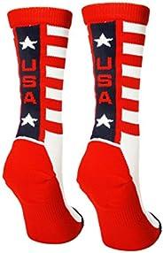 USA Pride Athletic Crew Socks - Limited Edition