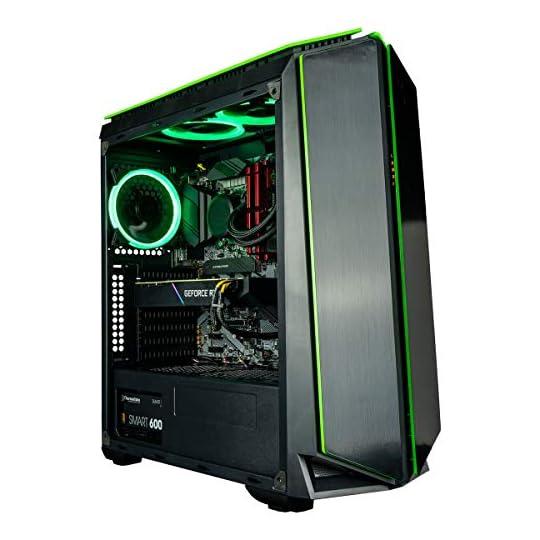 CUK Mantis Gamer PC (Liquid Cooled Intel Core i9 K-Series, 32GB RAM, 512GB NVMe SSD + 2TB HDD, NVIDIA GeForce RTX 3060…