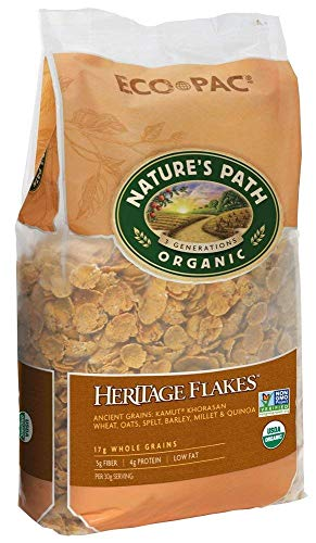 Natures Path Heritage Flake Cereal (6x32 Oz)