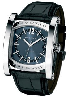 Bvlgari Men's Assioma Strap Watch AA44C14SLD