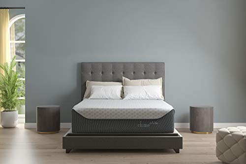 Ashley Furniture Signature Design - 14 Inch Chime Elite Mattress - Bed in a Box - Queen Size - White ()