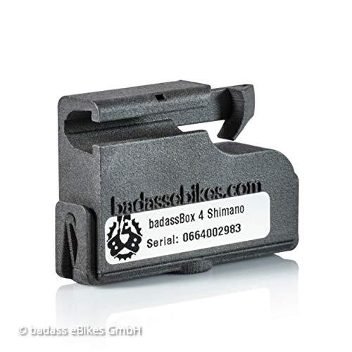 Badass Erwachsene Typ 3.3 Shimano Tuningset, schwarz, One Größe