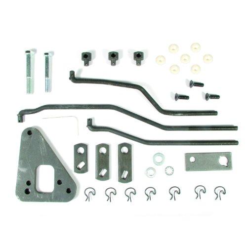 Plus Shifter Installation Kit - Hurst 3735587 Competition/Plus Manual Shifter Installation Kit