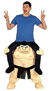 Guirca- Disfraz adulto carry me sumo, Talla 52-54 (88284.0 ...