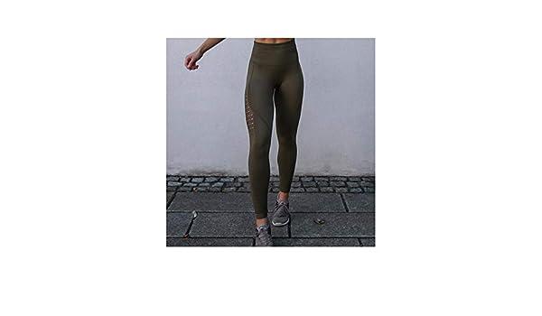 Ubiquity-Shop Women Energy Seamless Tummy Control Pants Super Stretchy Gym Tights High Waist Sport Leggings